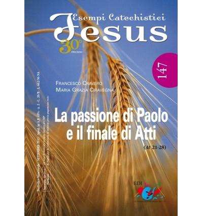 La passione di Paolo e il finale di Atti (At 21-28)