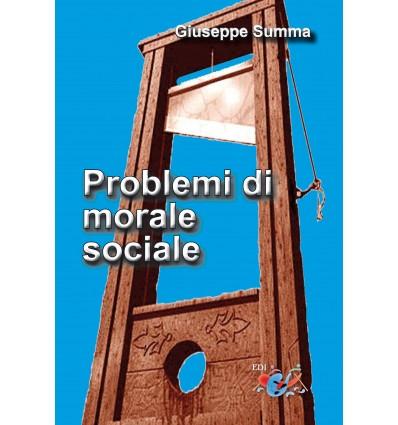 Problemi di morale sociale