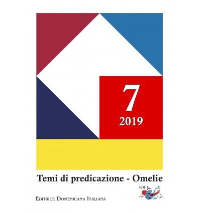 Ciclo A - 2019/2020 I Domenica di Avvento - Epifania del Signore 1 Dicembre 2019 - 6 Gennaio 2020