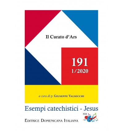 Abbonamento Jesus - Esempi catechistici - 2020