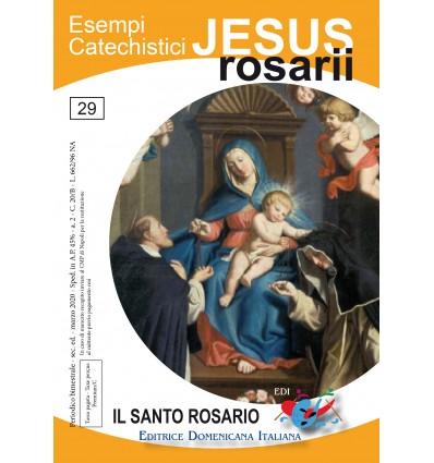 JESUS ROSARII (Il S. Rosario)