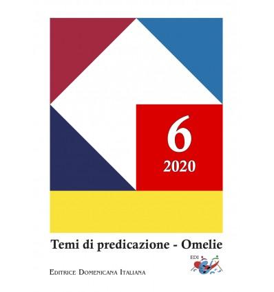 Ciclo A - 2019/2020 XXVIII - XXXIV Dom. del Tempo Ordinario 11 ottobre - 22 novembre 2020