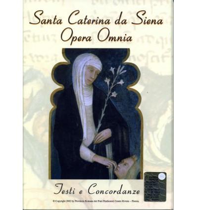 Santa Caterina da Siena. Opera omnia. Testi e concordanze.