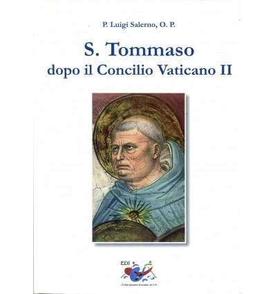 S. Tommaso d'Aquino dopo il Concilio Vaticano II