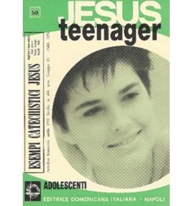 JESUS TEENAGER (Per adolescenti)