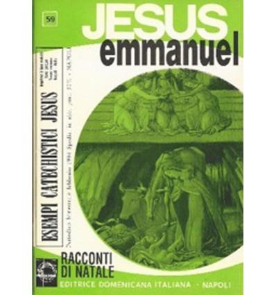JESUS EMMANUEL (Racconti di Natale)