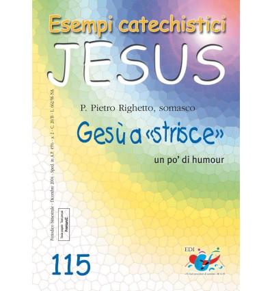 Gesù a «strisce». Un pò di humour